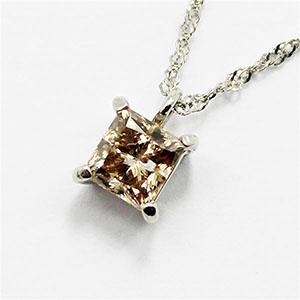 ブラウンダイヤモンドのカラー表示
