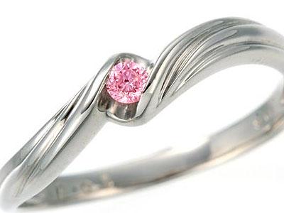 ピンクダイヤモンドは女性の憧れ