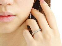 ダイヤモンドのお手入れ方法