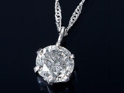 普段使いのダイヤモンドネックレスはこう選ぶ
