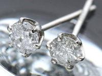 普段使いのダイヤモンドピアスはこう選ぶ