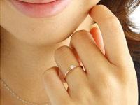 普段使いのダイヤモンドリングはこう選ぶ