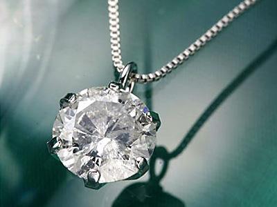 あなたに似合うダイヤモンドネックレスの選び方
