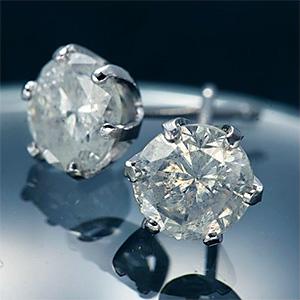 30代中盤以降に似合うダイヤモンドピアス