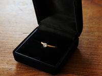 立て爪ダイヤモンドリングをリフォームしませんか?
