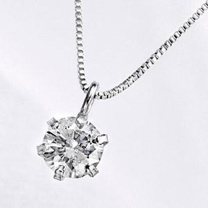 0.2ctダイヤモンドネックレス