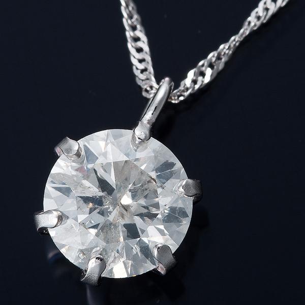 普段使いできて鑑定書付き0.5ctダイヤモンドネックレス