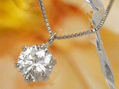 0.5ctのダイヤモンドネックレス10選